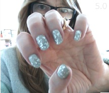 NailsSilvery